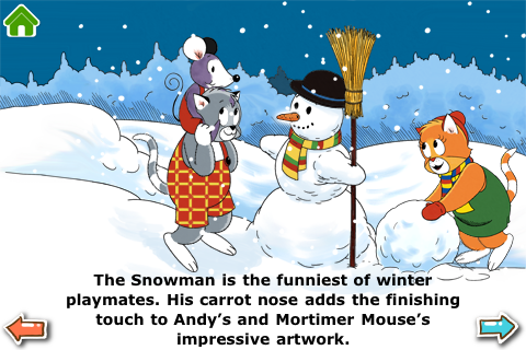 Screenshot Mandy and Andy – The Seasons
