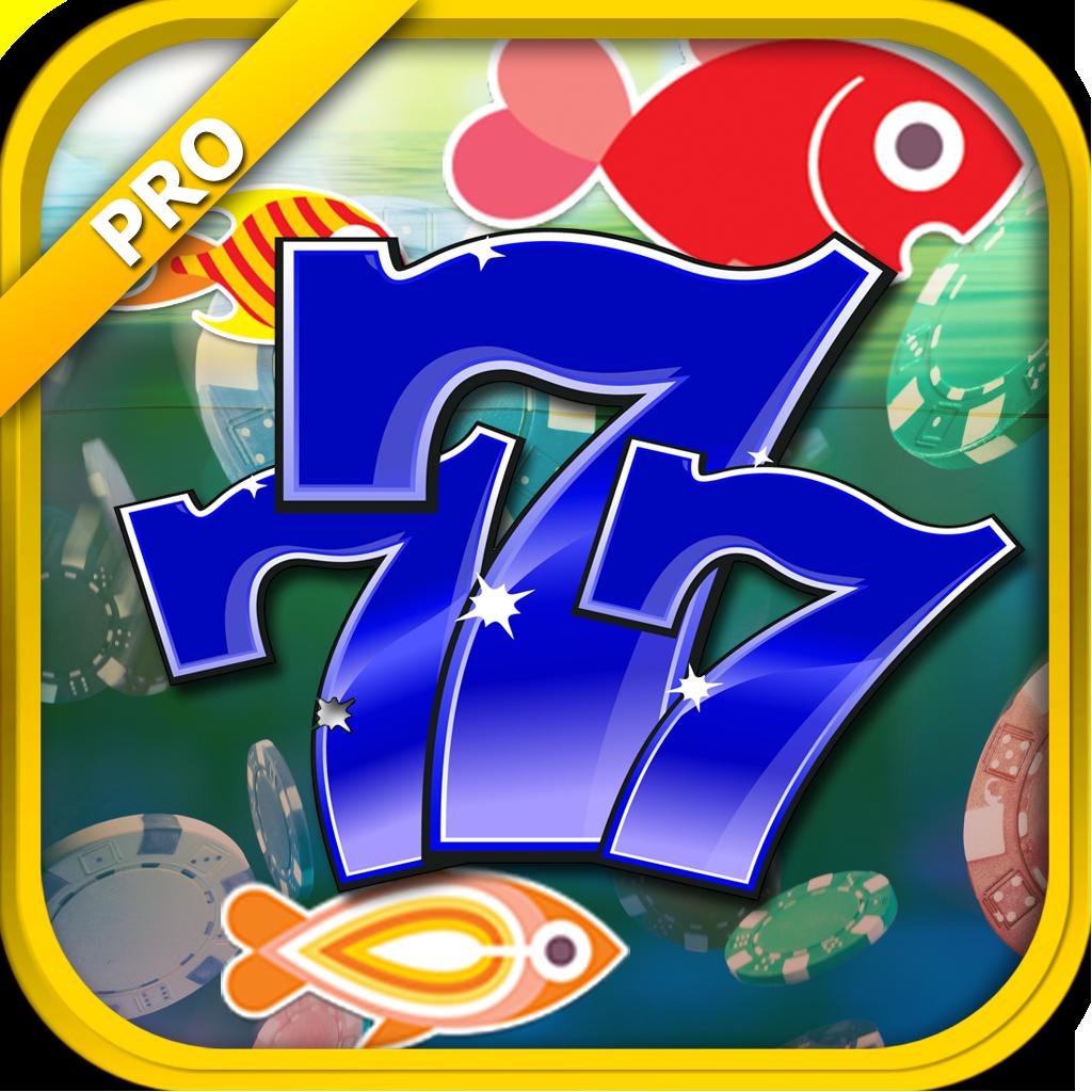 AAA Underwater Fun Slot Game PRO - Las Vegas Mega Casino 777